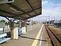 Inari-guchi Station (Platform).jpg