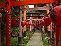 Inariyamakanyuchi, Fushimi Ward, Kyoto, Kyoto Prefecture 612-0804, Japan - panoramio (5).jpg