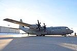 Indian C-130 Hercules transits through Grand Forks AFB.jpg