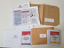 Postal voting - Wikipedia
