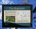 Information Board Gambleside Baptistry - geograph.org.uk - 1150304.jpg