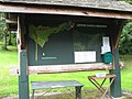 Information board at Upton Castle - geograph.org.uk - 922516.jpg