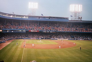 Tiger Stadium (Detroit) Baseball stadium located in Detroit, MI, demolished 2009