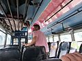 Inside of a local bus at Mainagury, Jalpaiguri district 1.jpg