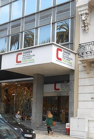 Instituto Camões - An Instituto Camões Portuguese Language Center in Lisbon.