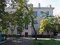 Instytut Weterynarii - budynek glowny (2011) - Grochowska 272 (4).JPG