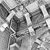interieur hal verdieping plafond, detail - groningen - 20093430 - rce