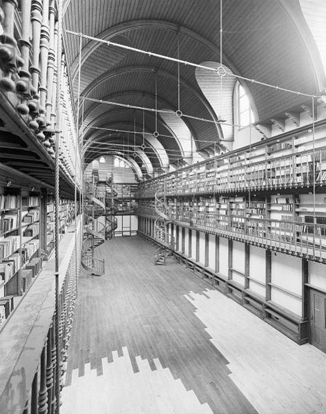 File interieur klooster bibliotheek wittem 20320915 wikimedia commons - Interieur bibliotheek ...