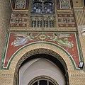 Interieur zuider transept, schildering boven boog - Tilburg - 20338535 - RCE.jpg