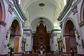 Interior de l'església de Sant Francesc de Paula, el Ràfol d'Almúnia.JPG