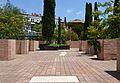 Interior del lloc on estava l'església de l'antic hospital, València.JPG