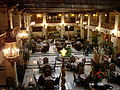 Interior of Historic Davenport Hotel - Spokane WA - USA - 02.jpg