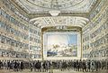 Interior of La Fenice in 1837. Original at Museo Correr.jpg