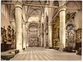 Interior of St. John and St. Paul's, Venice, Italy-LCCN2001701028.tif