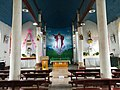 Interior of Zhenning Catholic Church, 30 August 2020q.jpg
