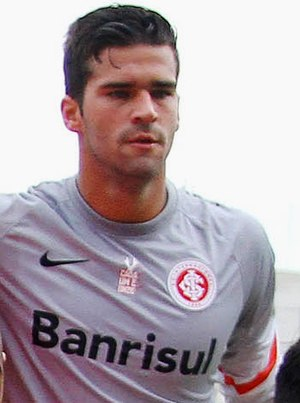 Alisson Becker - Alisson with Internacional in 2015