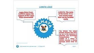 Lagos Metropolitan Area Transport Authority - Interpretation of the LAMATA Brand identity