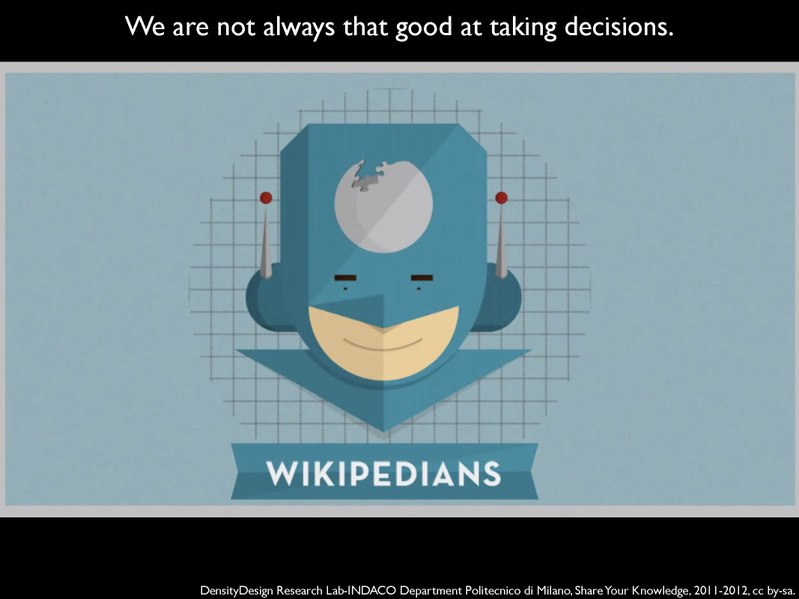 File:Iolanda Pensa - Decision making is not a problem - Wikimania 2017.pdf