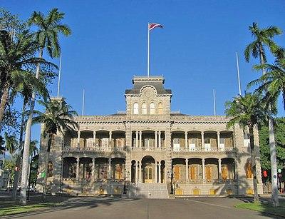 ʻIolani-Palast