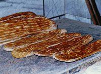 Iran main ingredients flour cookbook barbari bread media barbari bread