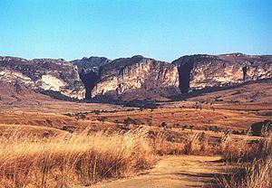 Wildlife of Madagascar - Isalo National Park.