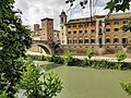 Isola Tiberina e Lungotevere de' Cenci (Roma) 10.jpg