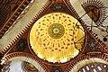 Istanbul - Mesquita de Solimà - Interior.JPG