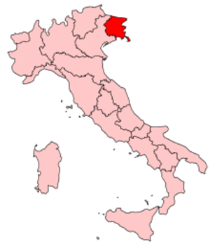 Friuli-Venezia Giulia wine - Friuli-Venezia Giulia