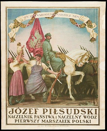 Kult Józefa Piłsudskiego Wikiwand