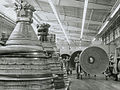 J-2 engines assembly area at Rocketdyne's manufacturing plant in Canoga Park 9903400.jpg