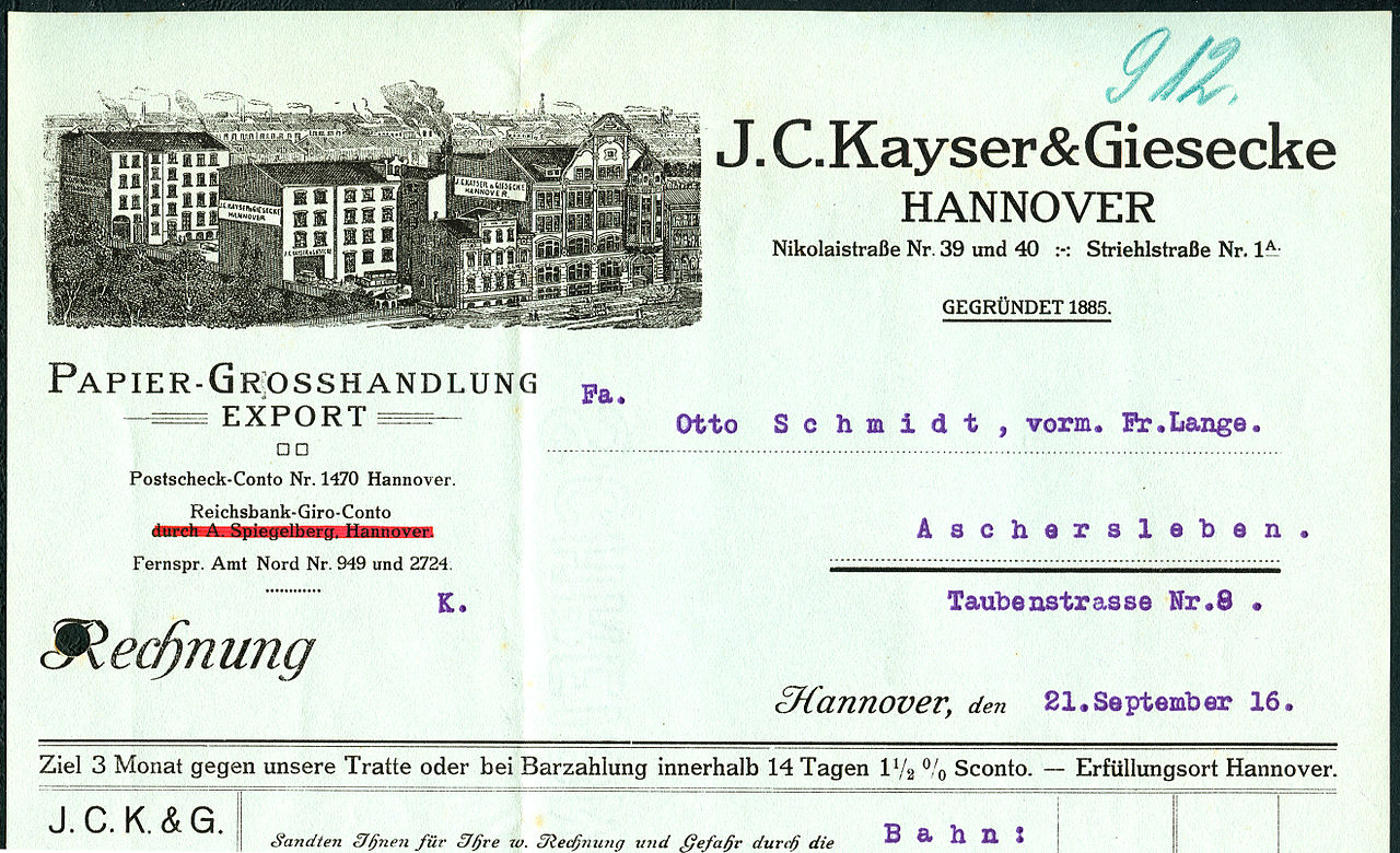 Giesecke Hannover