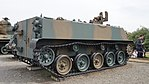JGSDF Type 60 Armoured Personnel Carrier(No.0031M) right rear view at Camp Nihonbara October 1, 2017.jpg