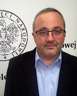 Piotr Gontarczyk 20th and 21st-century Polish historian