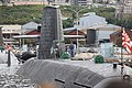 JMSDF-Sōryū-class submarine in Kure Naval Base-1.jpg