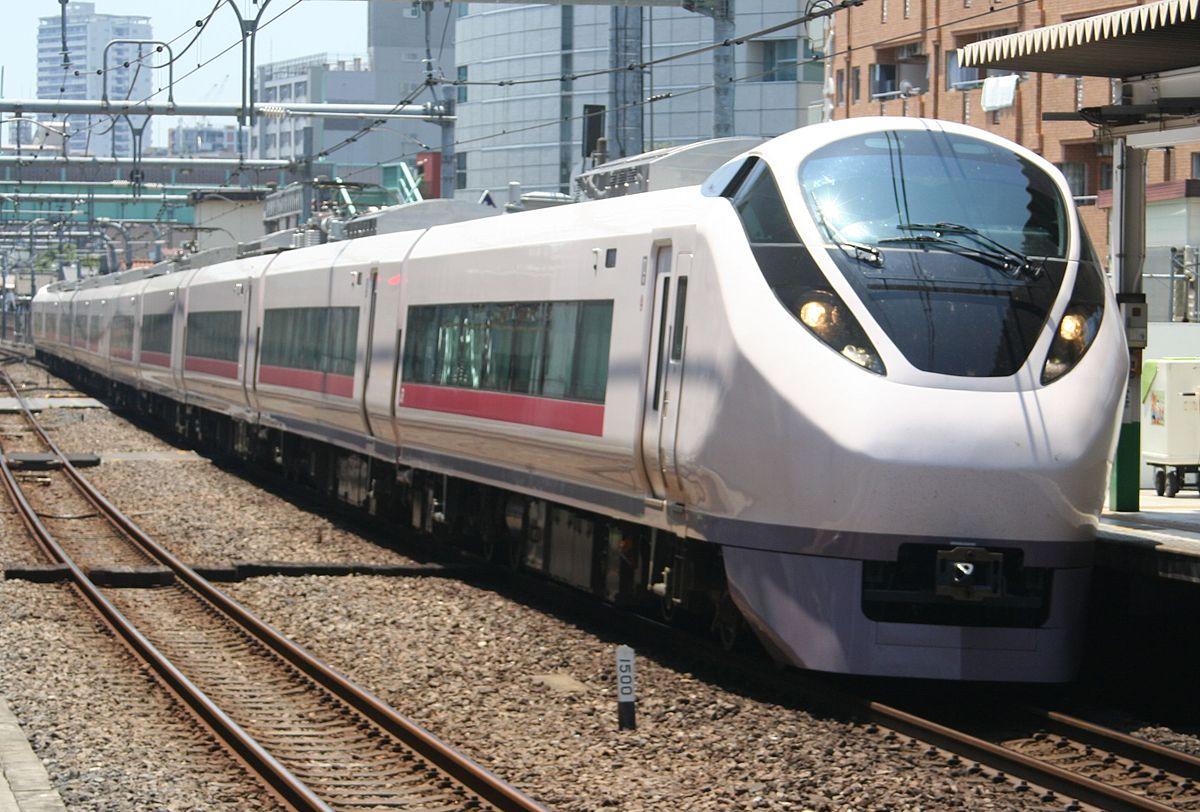 特別急行列車 - Wikipedia
