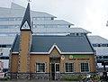 JR Sekisho-Line Yubari Station building.jpg