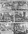 Jacht op dodo's door Willem van West-Zanen uit 1602.jpg