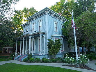 San Luis Obispo County, California - Robert Jack House, built c. 1882