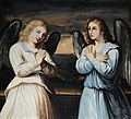 Jacopo Palma il giovane (1544-1548-1628) (after) - Two Praying Angels - 1129239 - National Trust.jpg