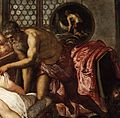 Jacopo Tintoretto - Venus, Mars, and Vulcan (detail) - WGA22665.jpg