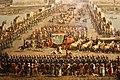 Jacques Bertaux, Le cortège impérial se rendant à Notre-Dame 02.jpg