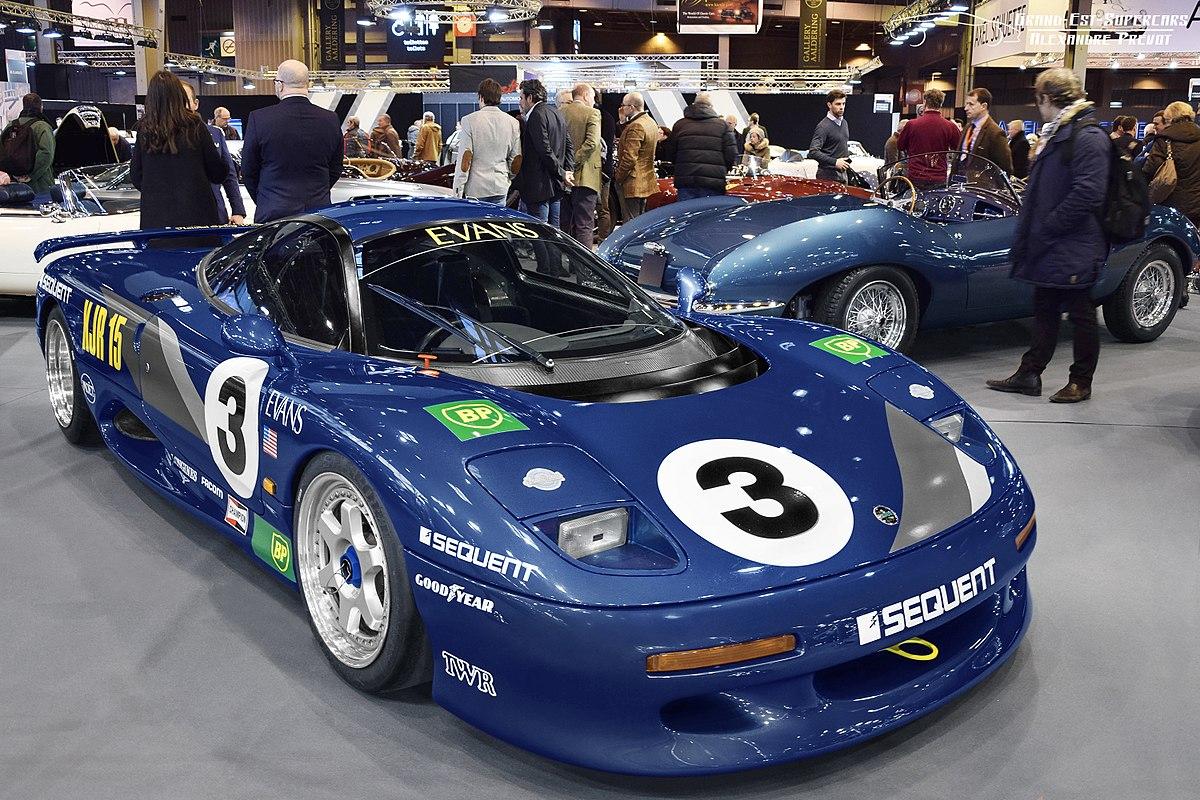 Sports Car Racing Series