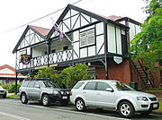 Jamberoo Pub, 12 Allowrie Street, Jamberoo, New South Wales (2012-01-15)