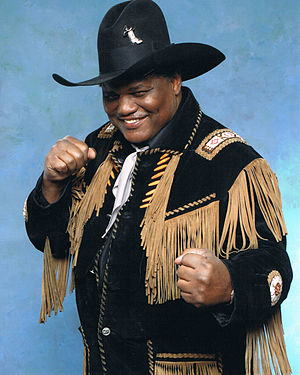 "James Tillis - James ""Quick"" Tillis- The Fighting Cowboy"