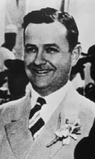 James Allred - Allred in 1937