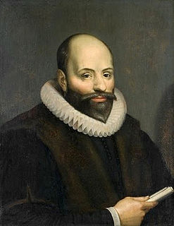 Jacobus Arminius Dutch theologian, inspirator of Arminianism, champion of tolerance