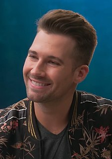 James Maslow American actor, model, songwriter and singer