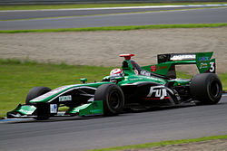 James Rossiter 2014 Super Formula Motegi Q2.jpg