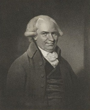 Nathan Cooper Branwhite - Portrait of James Sims, M.D., engraving by Branwhite after Samuel Medley, 1801