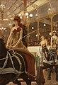 James Tissot - Ladies of the Chariots (Ces Dames des chars) - 58.186 - Rhode Island School of Design Museum.jpg